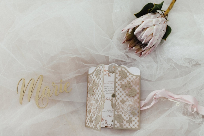 Rose-Gold Papeterie