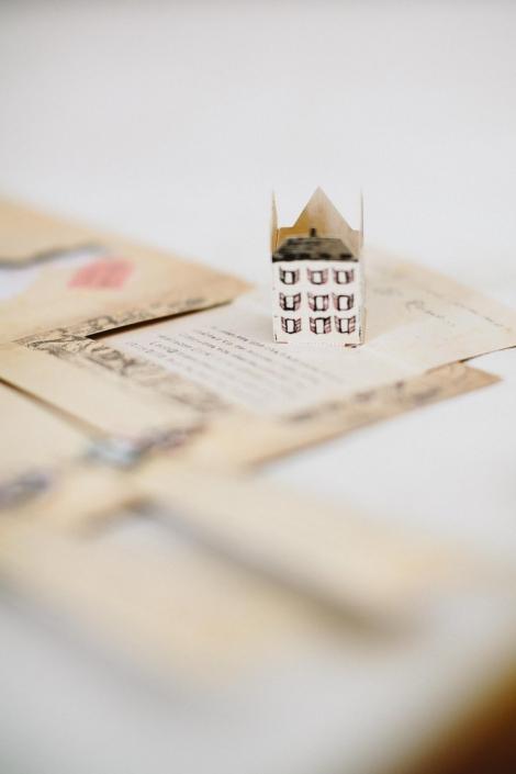 Die exklusiven Einladungskarten - Unikat Papeterie