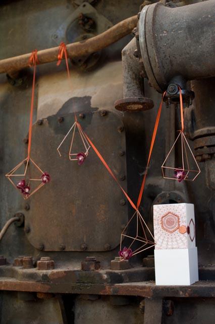 Copper Marsala Paper Goods