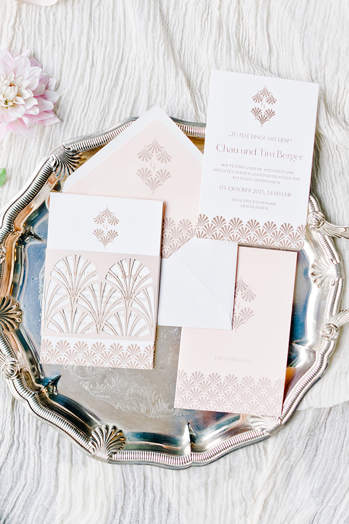 All your Options and Possibilities for your Stationery dreams